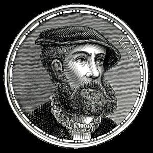 Portrait of Abraham Verhoeven